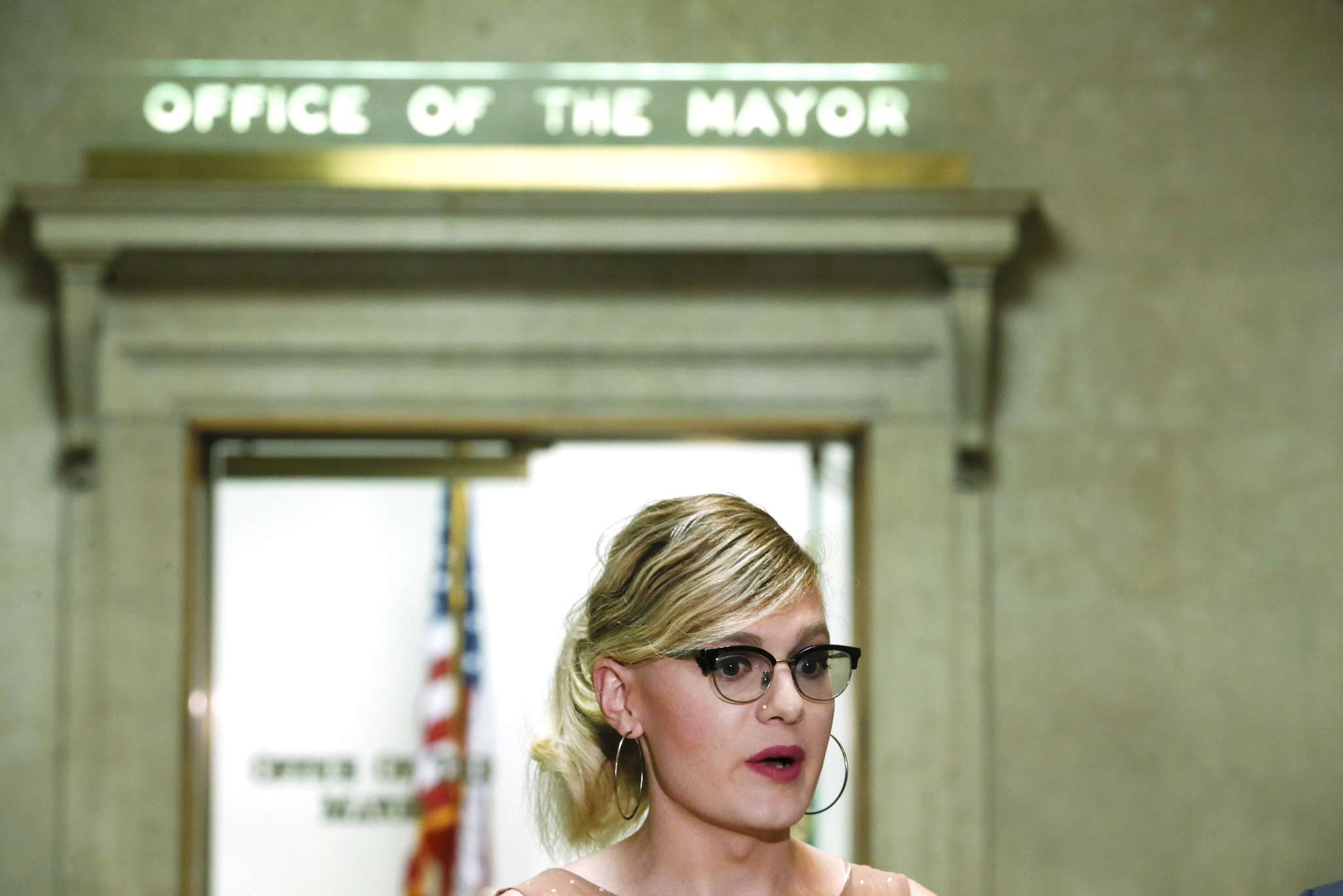a transgender woman is challenging chicago's definition of the