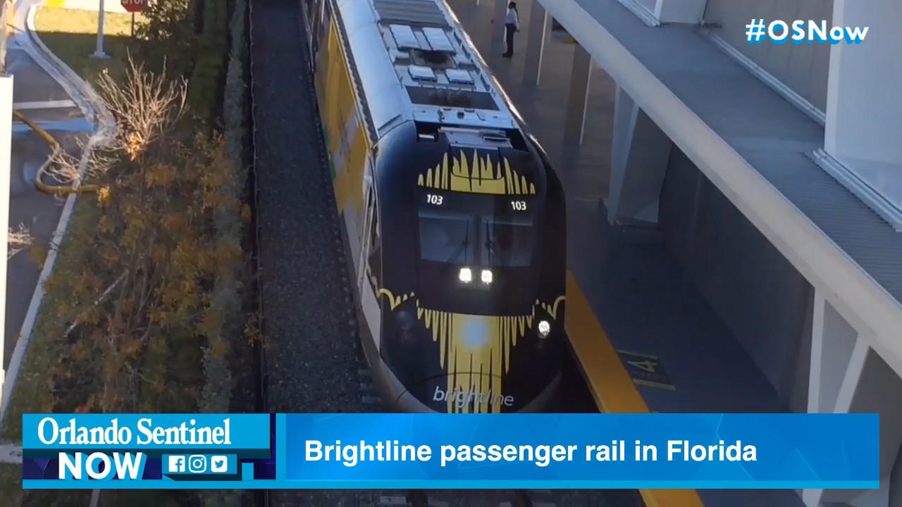 Rail line from Orlando to Tampa gets boost - Orlando Sentinel