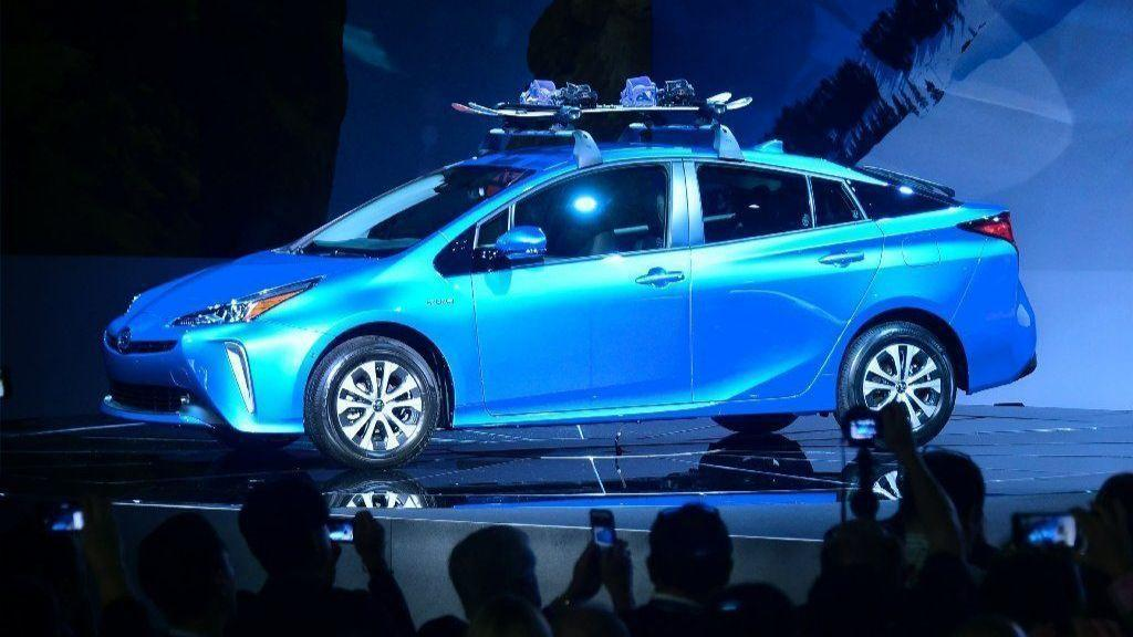 Toyota Launches First Ever All Wheel Drive Prius