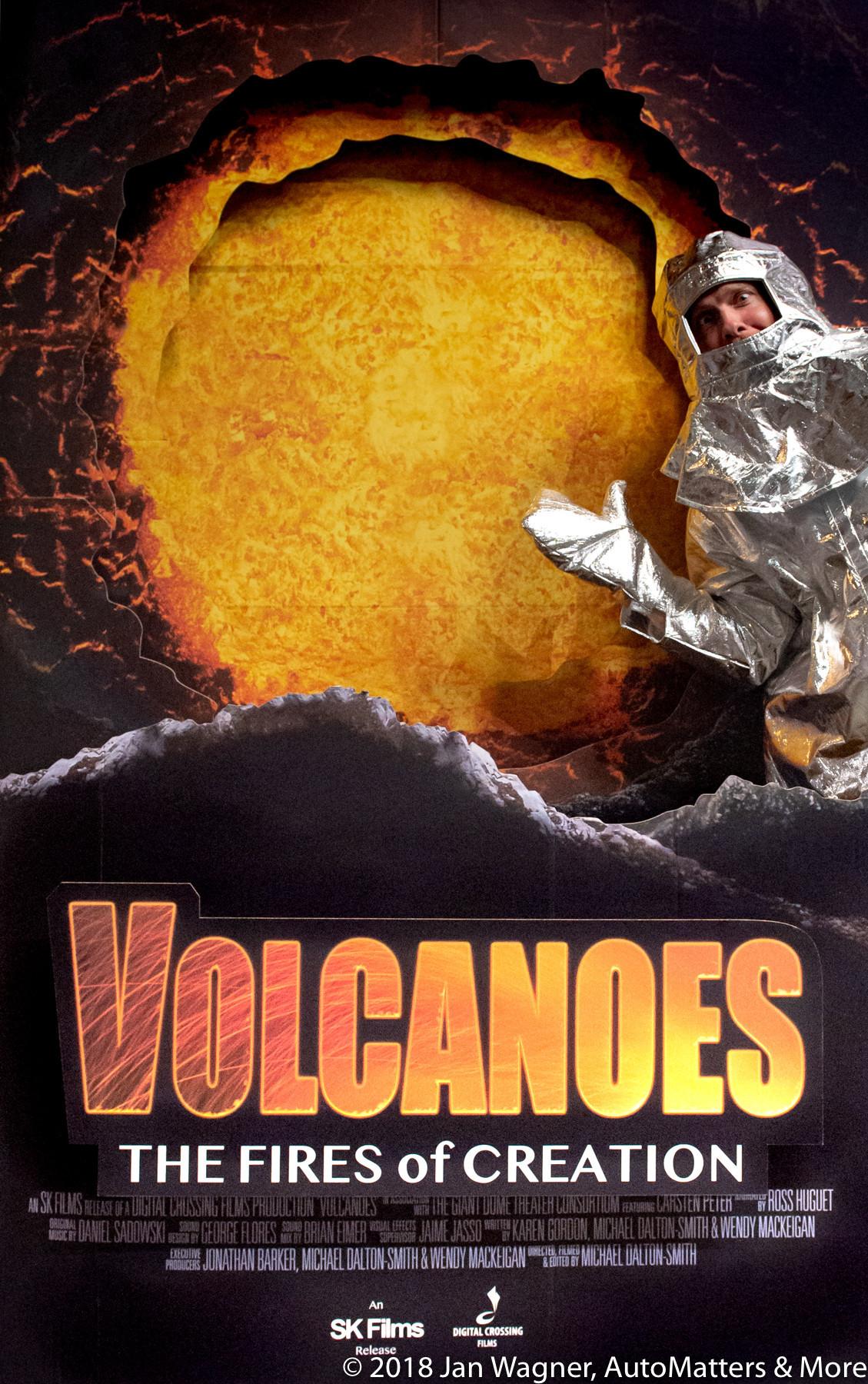 Volcanoes Fires