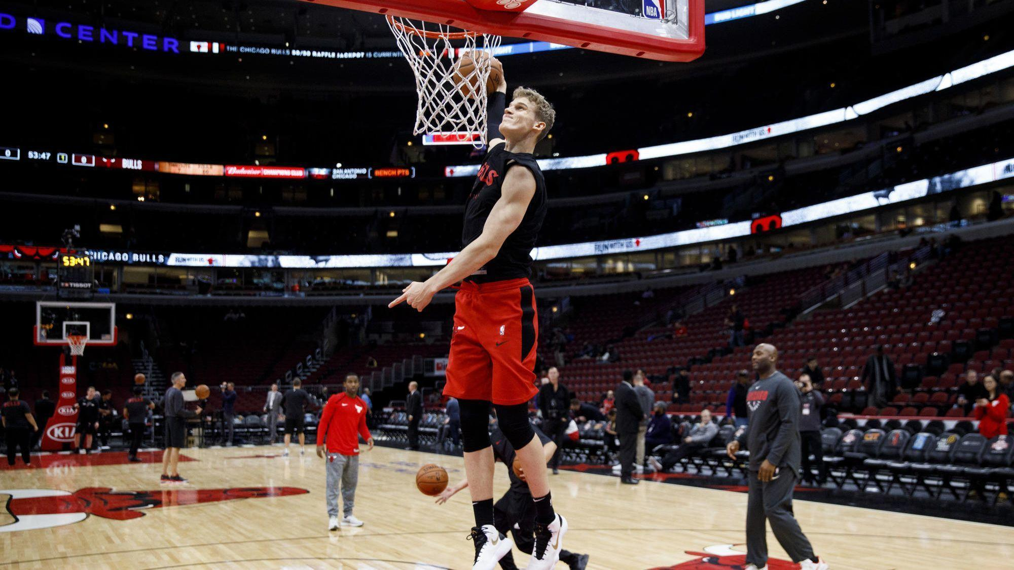 Lauri Markkanen Addresses Climate Issues While Working Toward Return