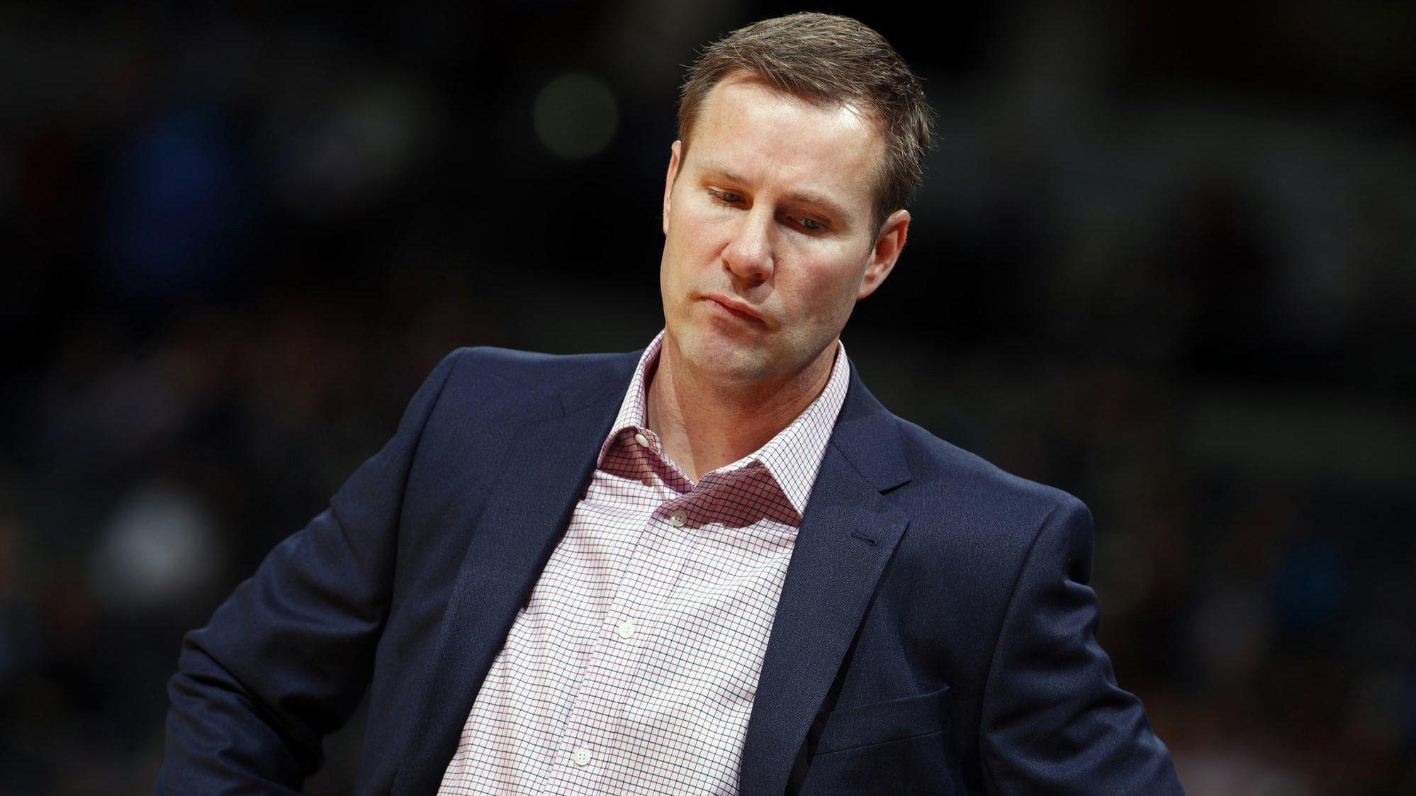 f865985b9ee1 Chicago Bulls fire coach Fred Hoiberg  Jim Boylen takes over – FWC