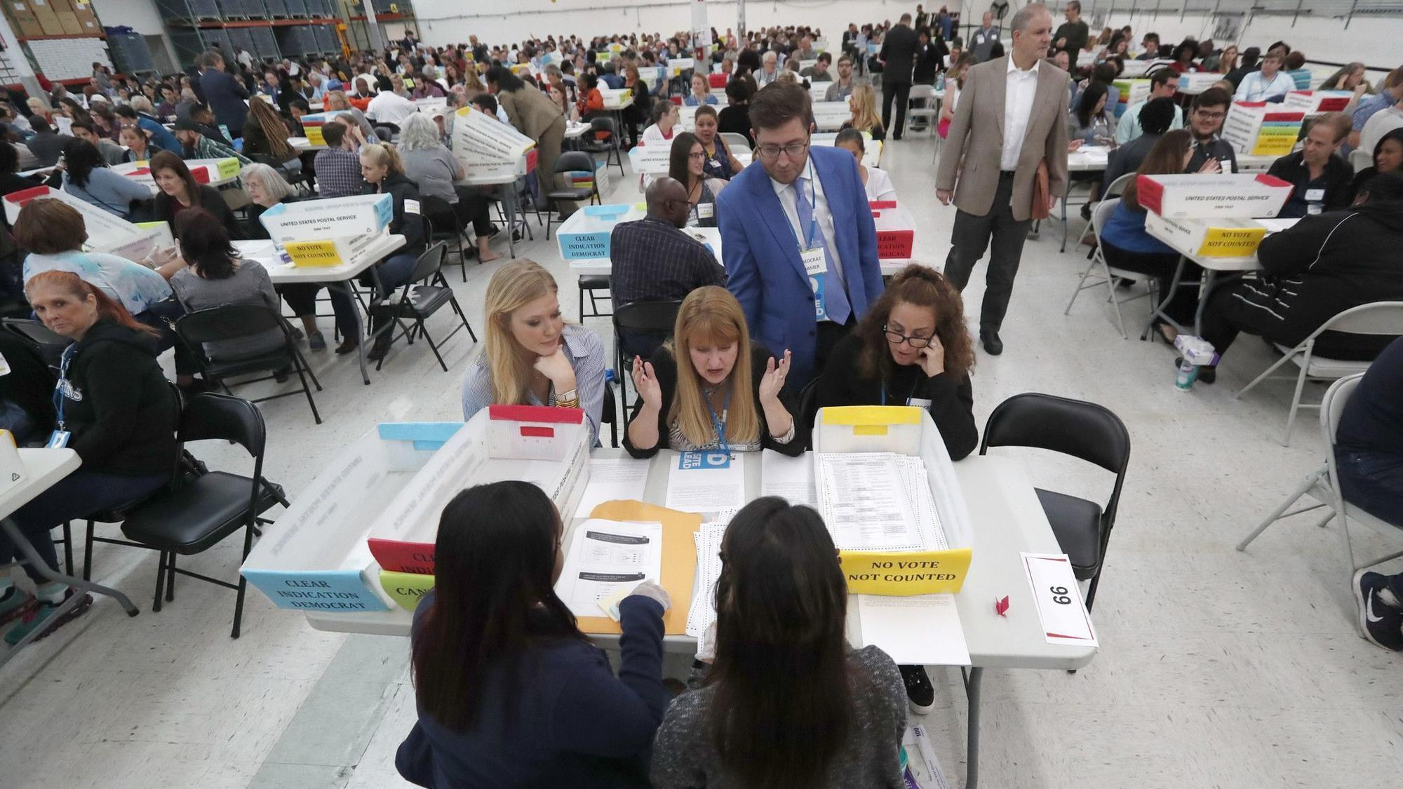 Florida Elections Supervisors Say Changes Needed But Not