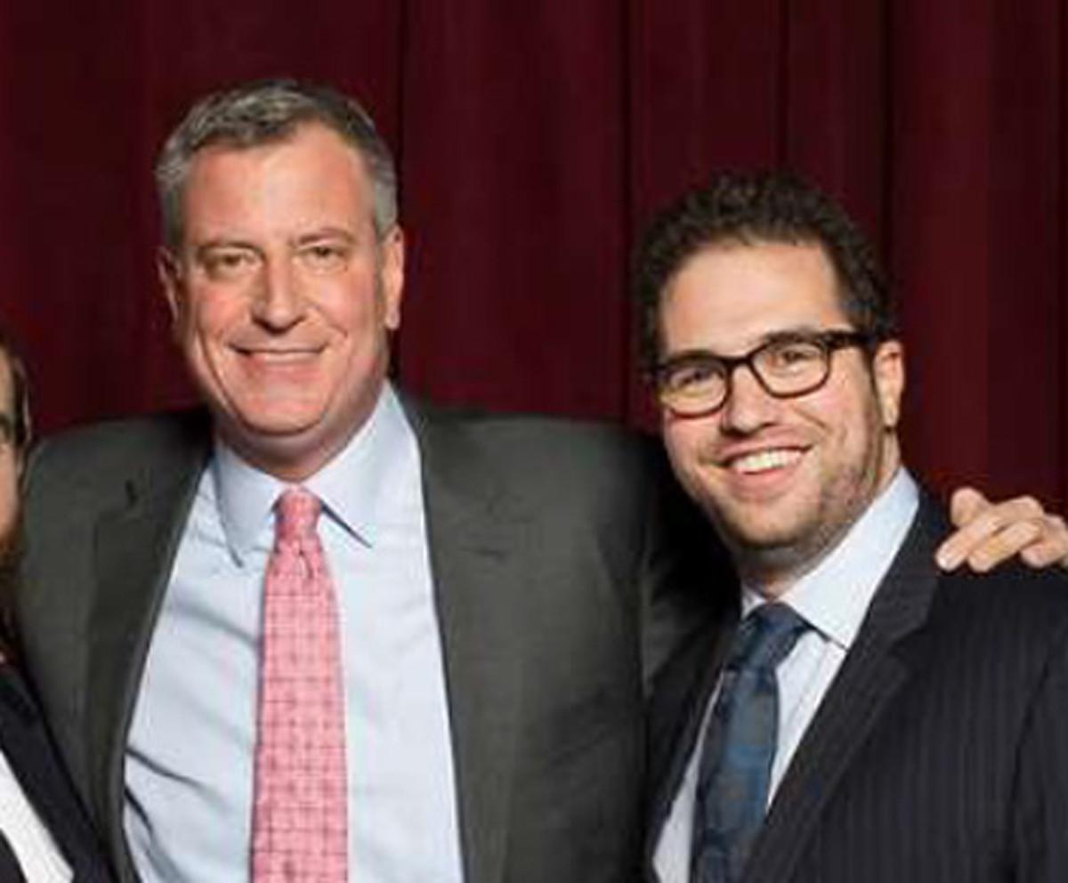 Crooked Mayor de Blasio donor Jona Rechnitz will pay $1.2 million to correction officers union: lawyer