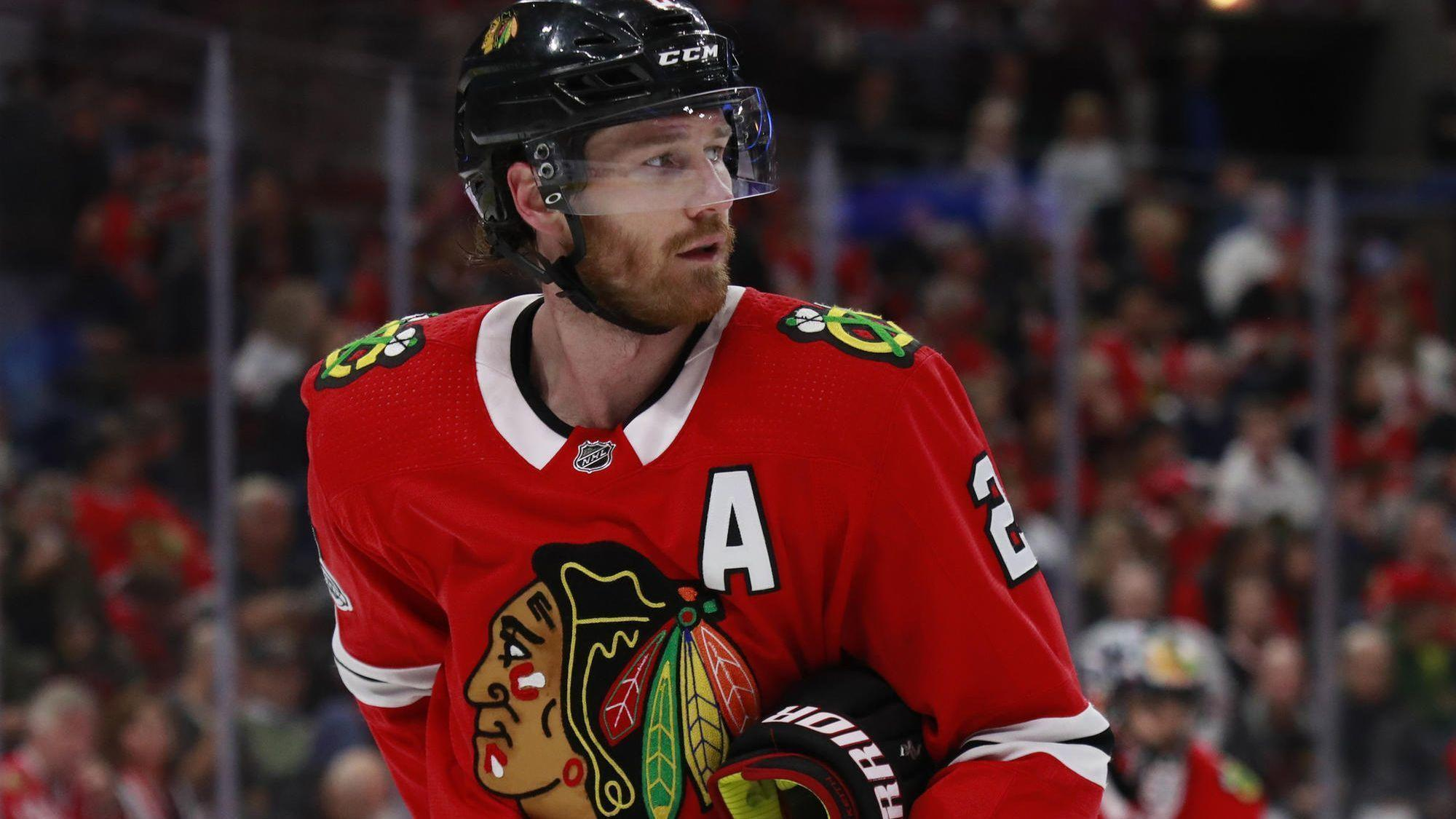 f41389140 Blackhawks Q A  Would it be worth trading Duncan Keith  Could Scott Darling  return