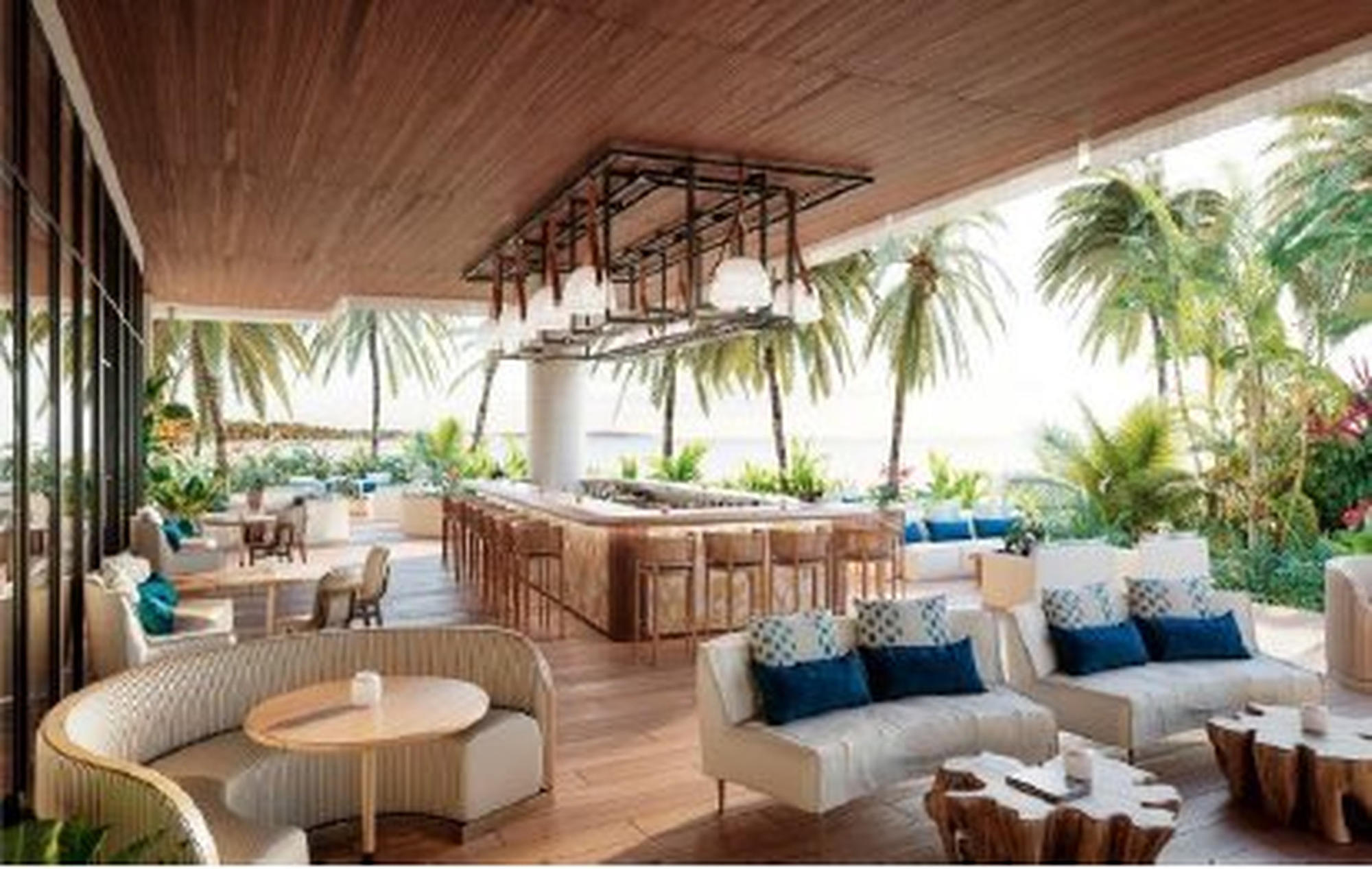 Video Dune Restaurant Opens On Fort Lauderdale Beach