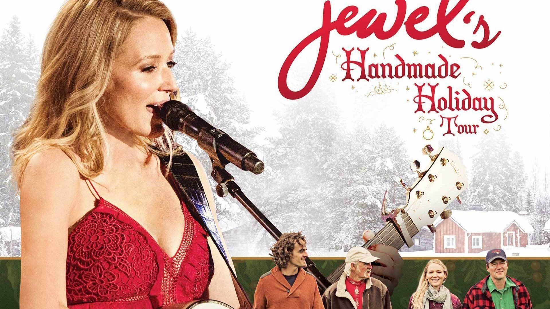 Singer Jewel\'s holiday show with family from \'Alaska: The Last ...