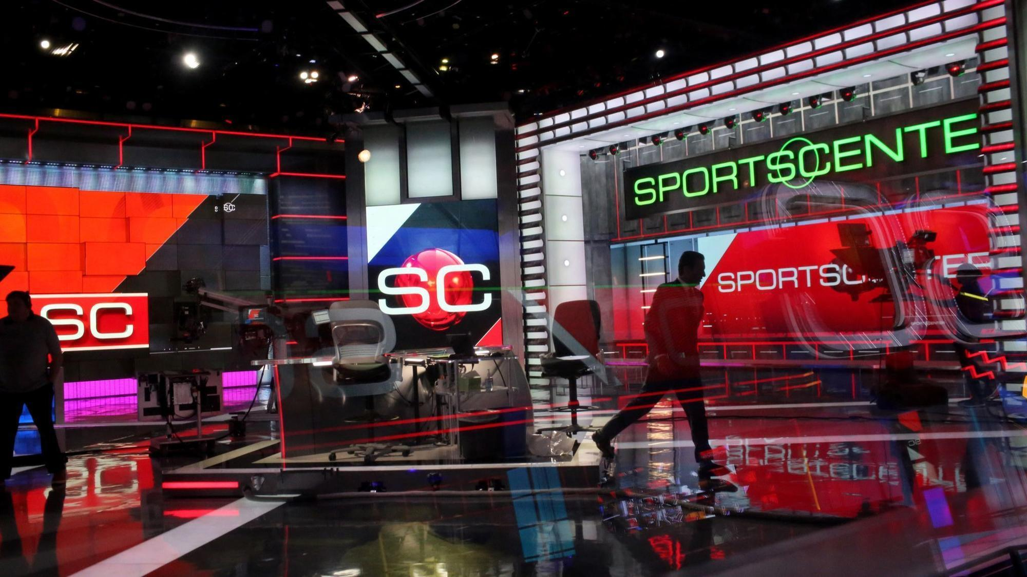 espn returns sportscenter to its roots i think we miscalculated