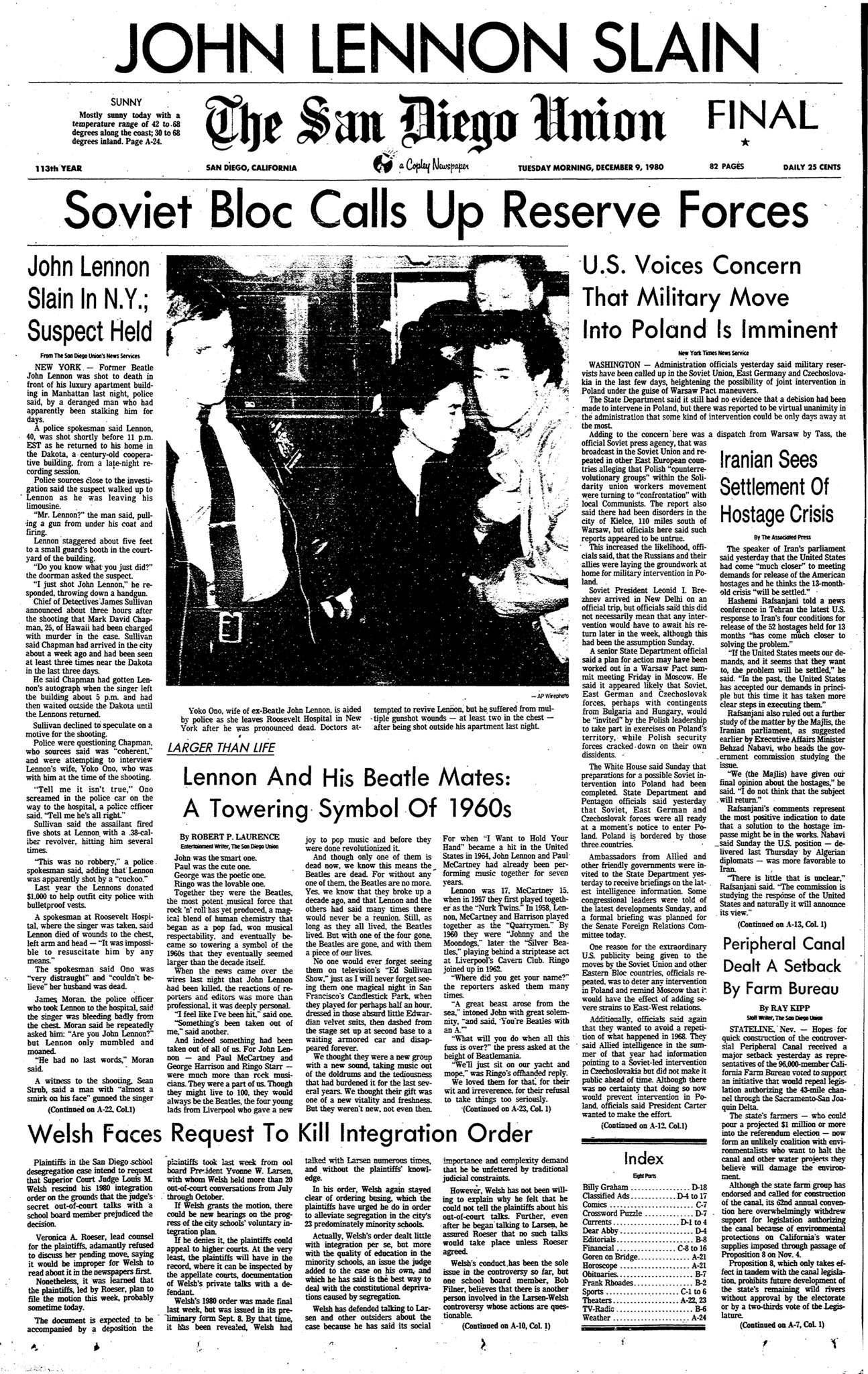 December 9, 1980