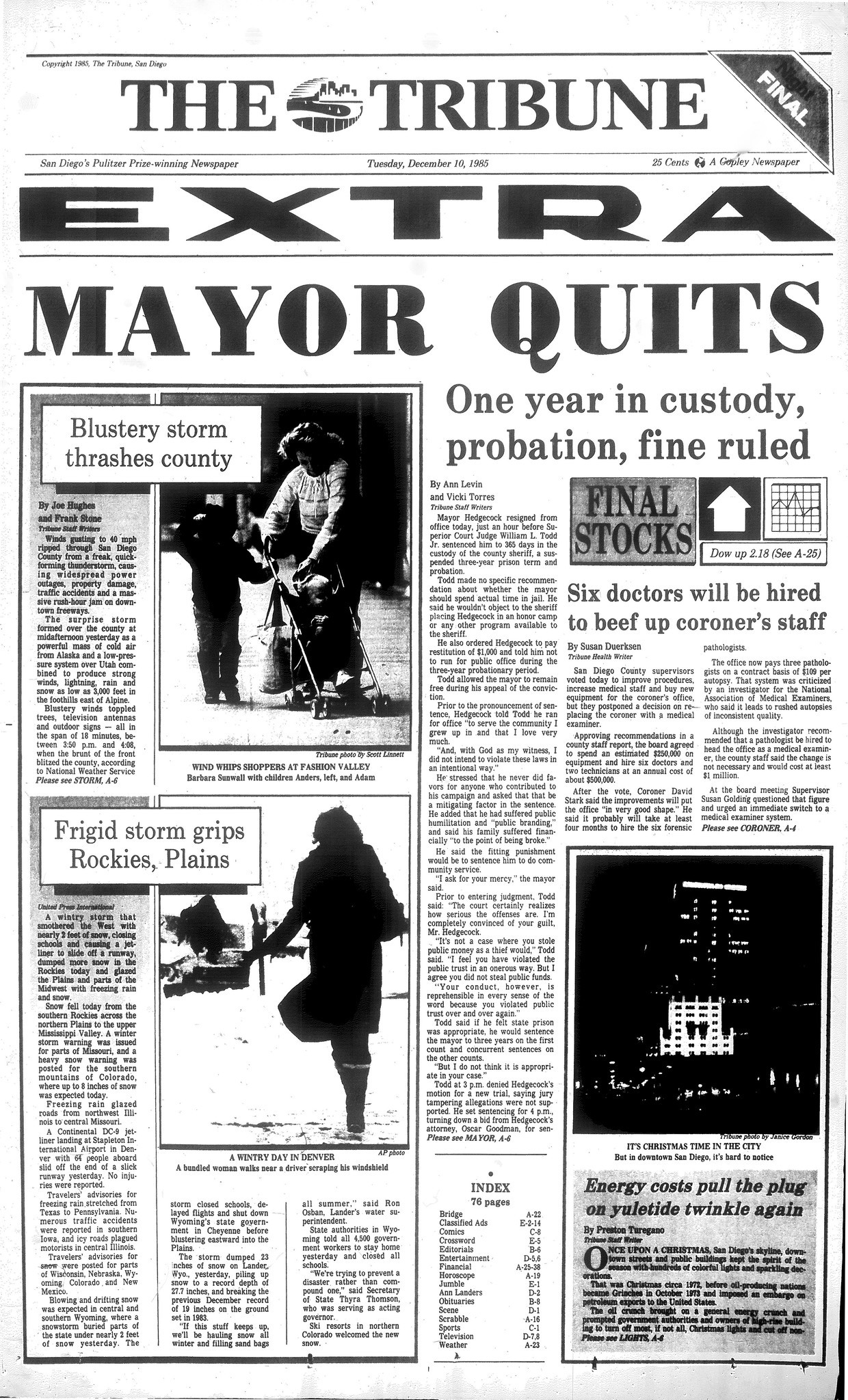 December 10, 1985