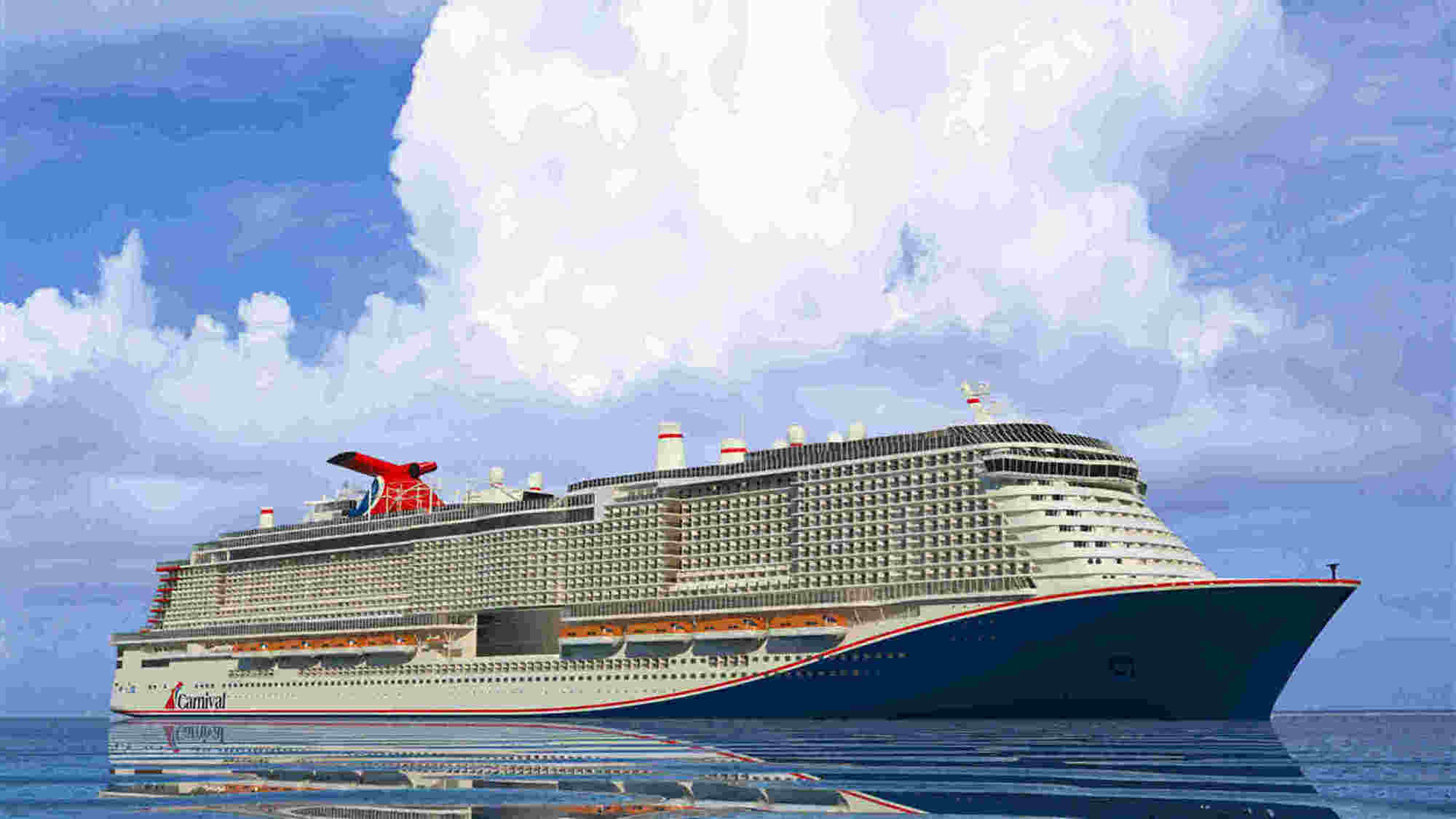 Cruise Lines Xl Class Ship To Be Named Carnival Mardi Gras