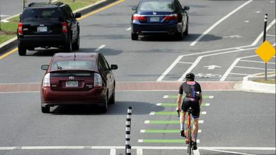 Baltimore passes 'Complete Streets' law requiring more bike-, pedestrian-friendly road design