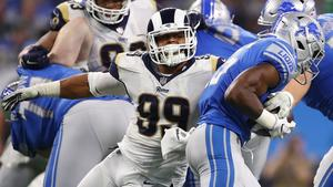 a69d5817185 Khalil Mack on the Rams  Aaron Donald   One of the best in the