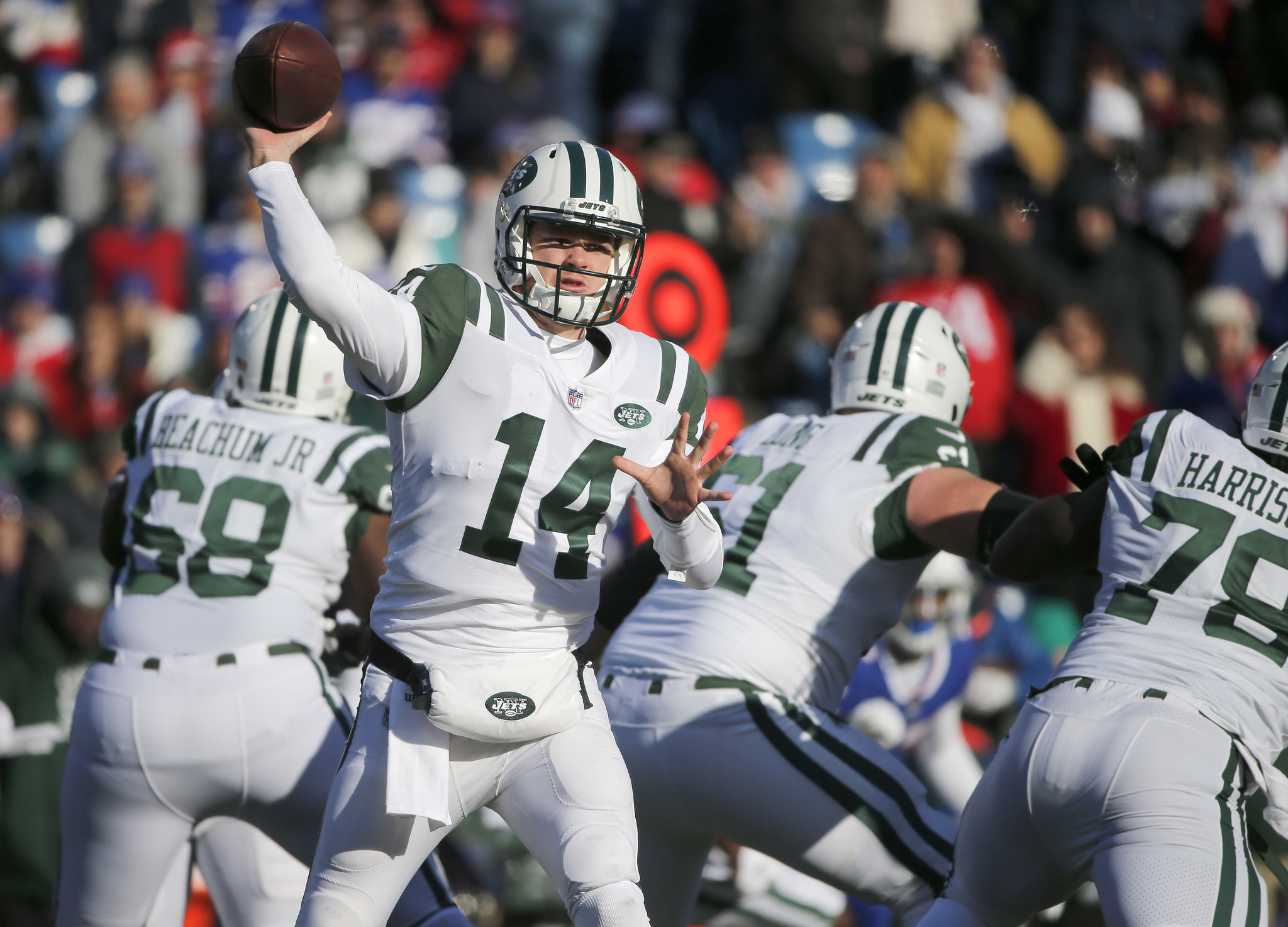 Mehta: Sam Darnold carries Jets to comeback win vs. Bills and gives fans peek into future