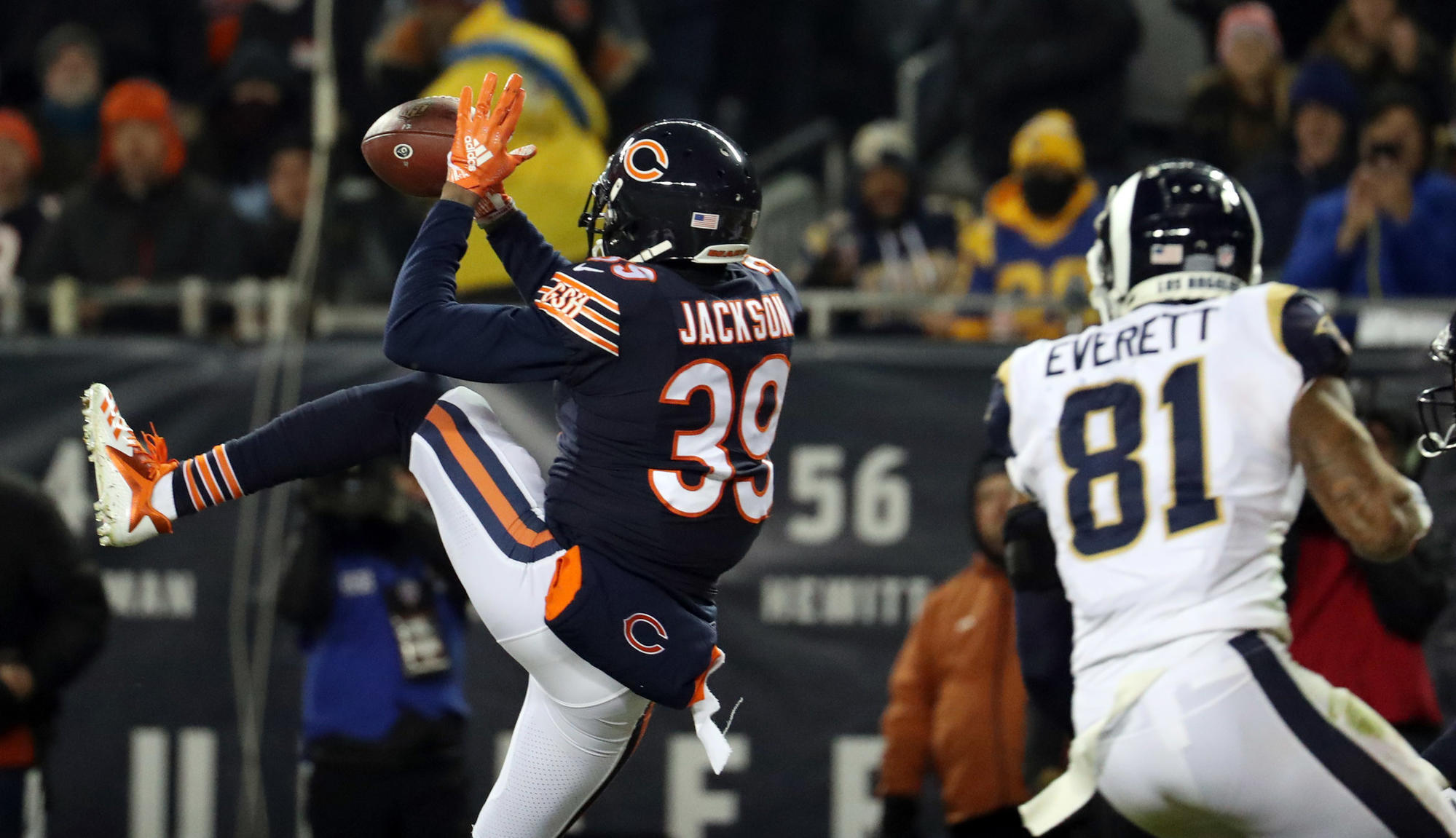 4340cbaf0 Mitch Trubisky is back as Bears set to kick off against Rams  safety Eddie  Jackson also good to go