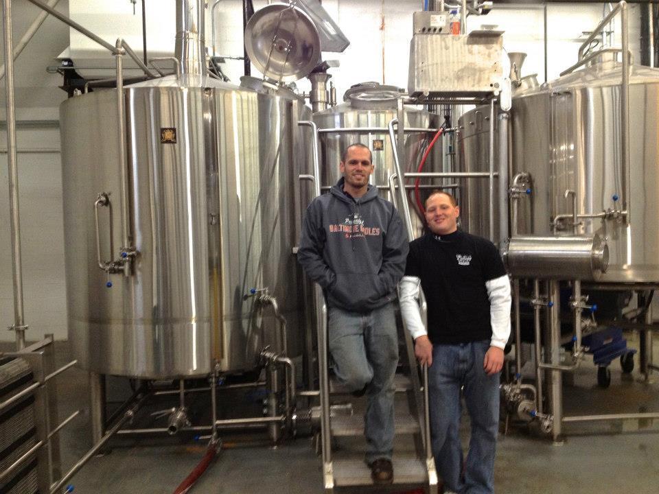 Full Tilt, Baltimore's newest craft beer producer, debuts