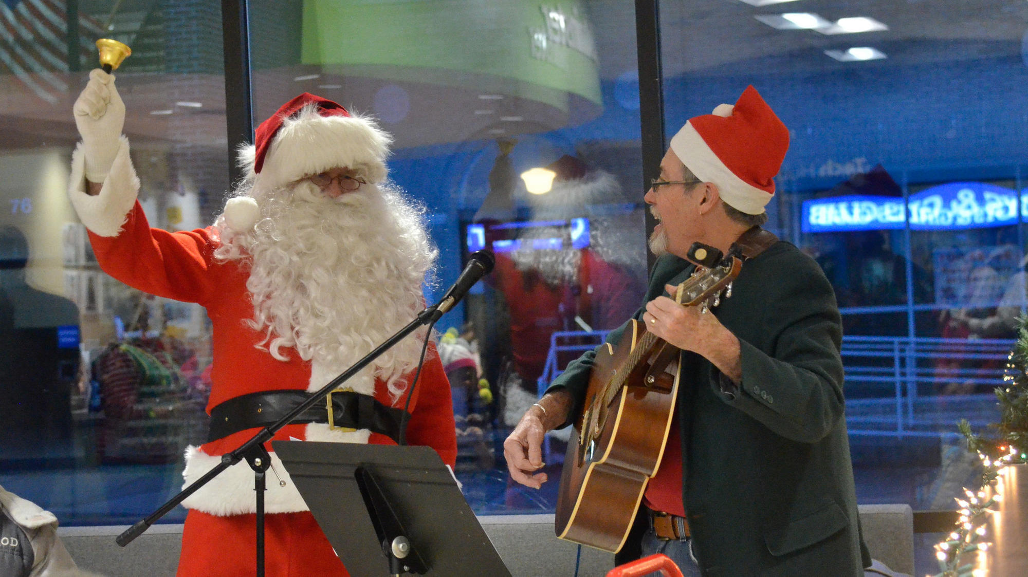 Boys & Girls Club of Westminster celebrates the holidays in their