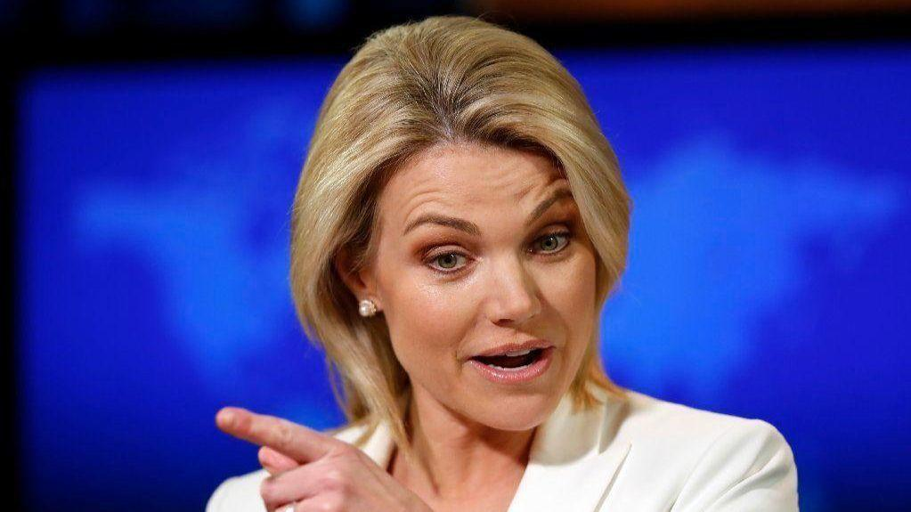 hypocrisy over heather nauert appointment