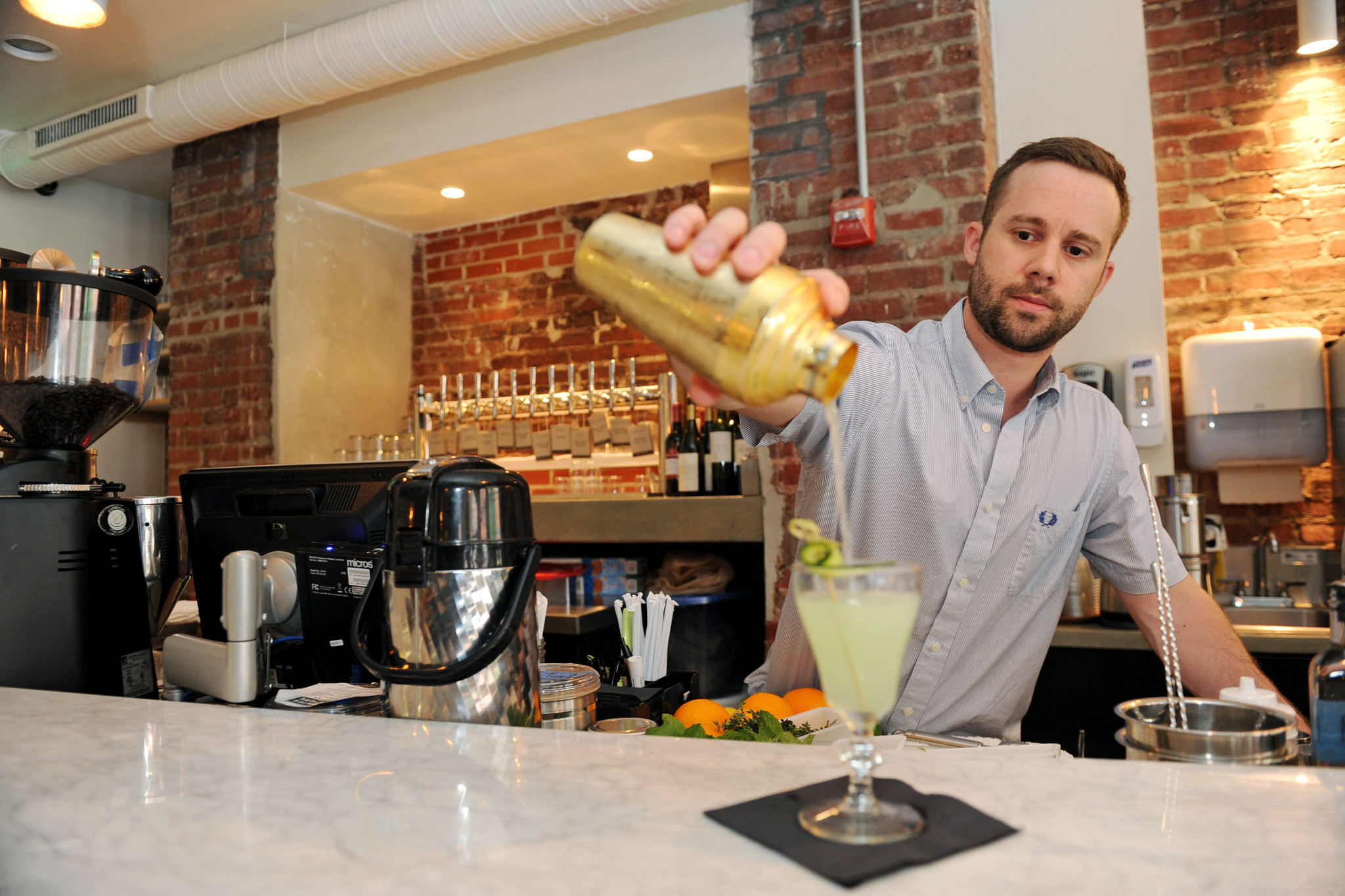 Dooby S Adds Versatility To City S Coffee Culture