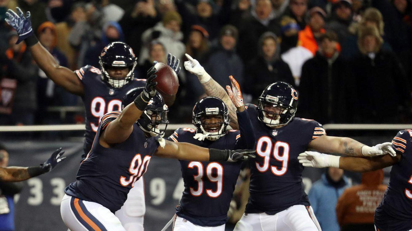 Sound those annoying air raid sirens: Bears are back within striking