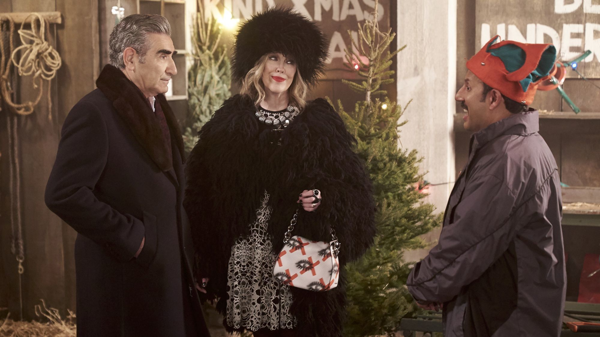 Schitt's Creek Xmas