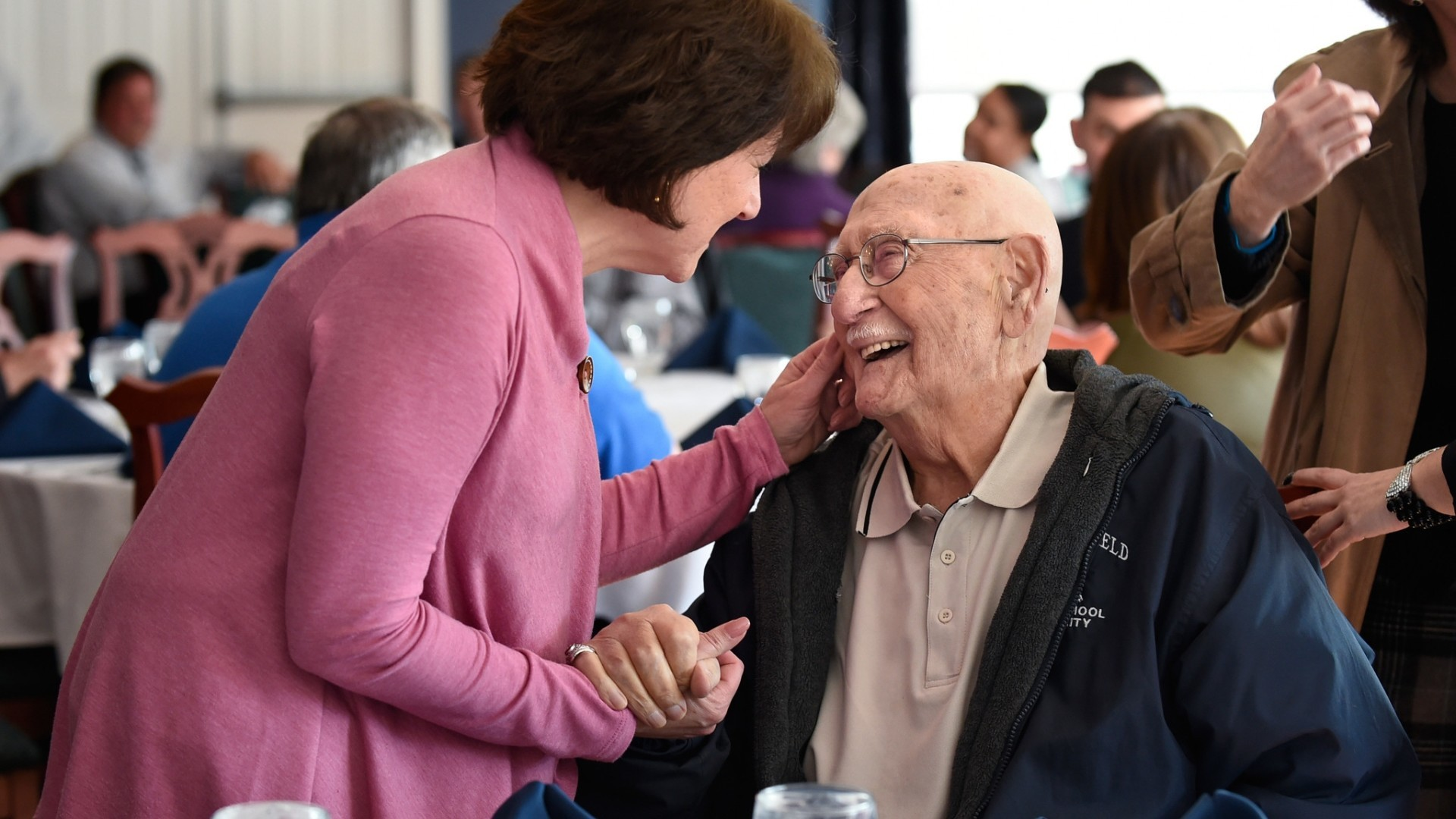 Johnny Pops Saccente Retires Courant Community
