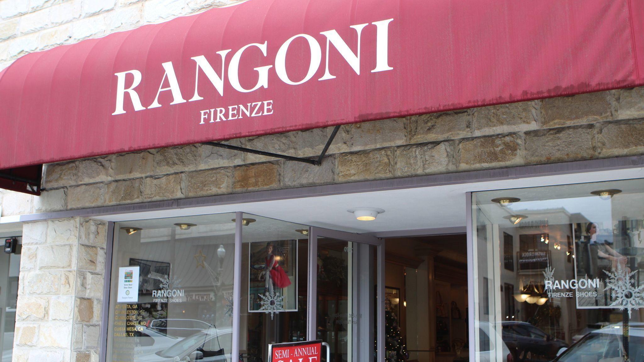 Rangoni Firenze Shoes