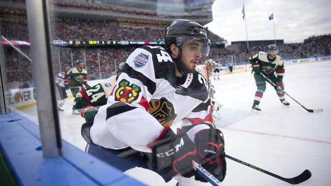 Blackhawks  5 outdoor games 46ed42ee2