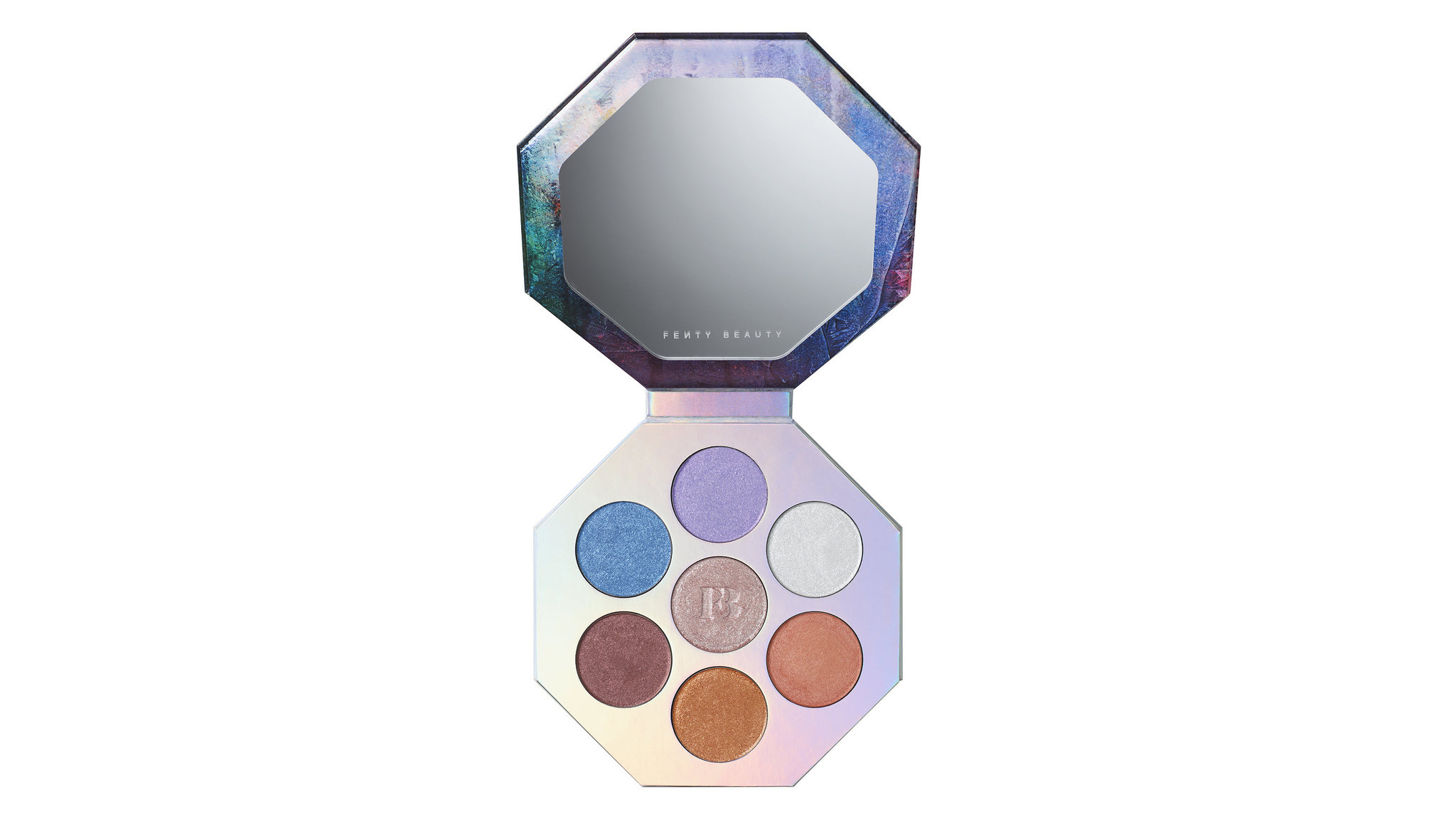 Fenty Beauty by Rihanna Killawatt Foil Freestyle highlighter palette, $54 at Sephora stores and seph