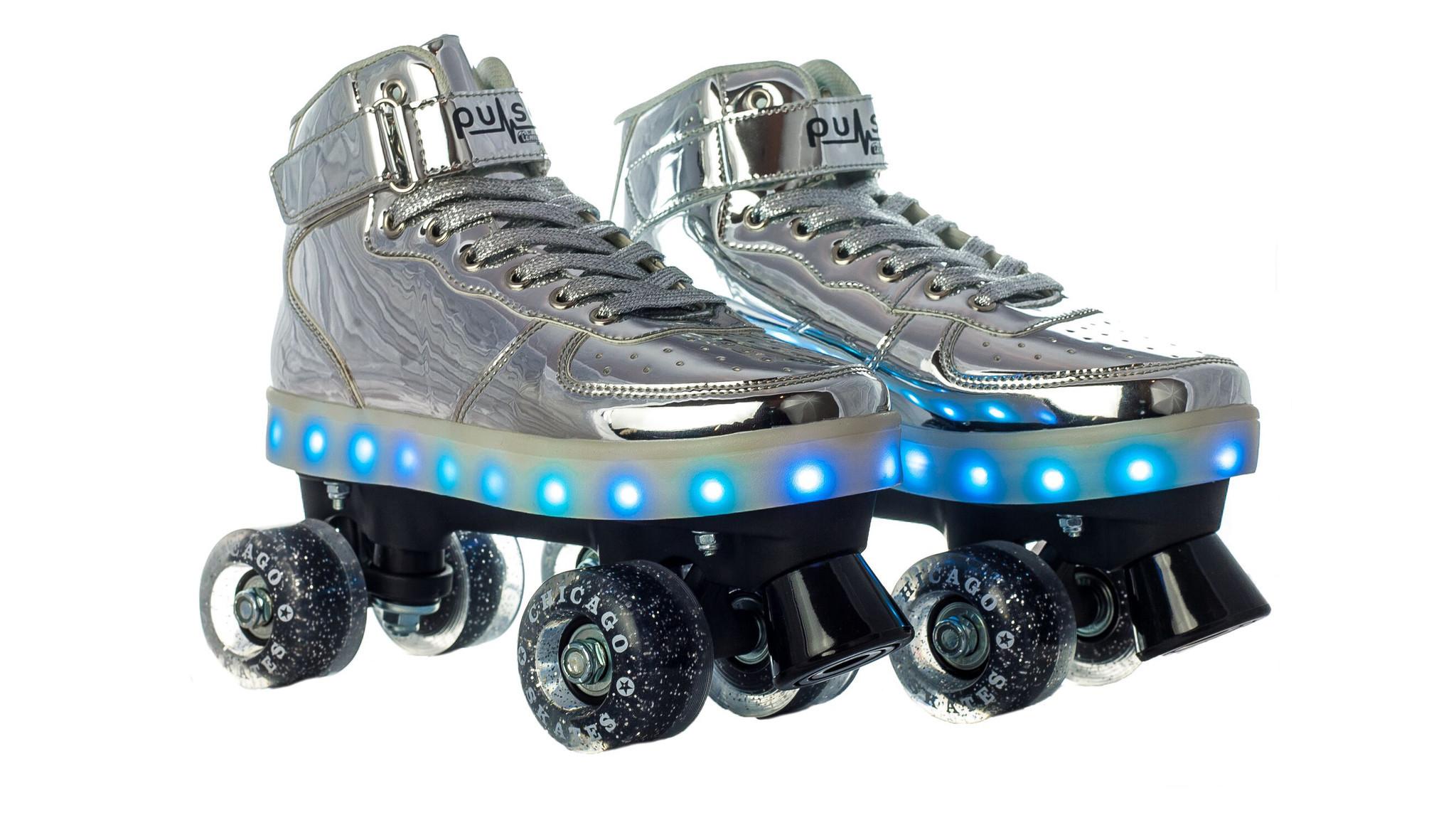 LED skates