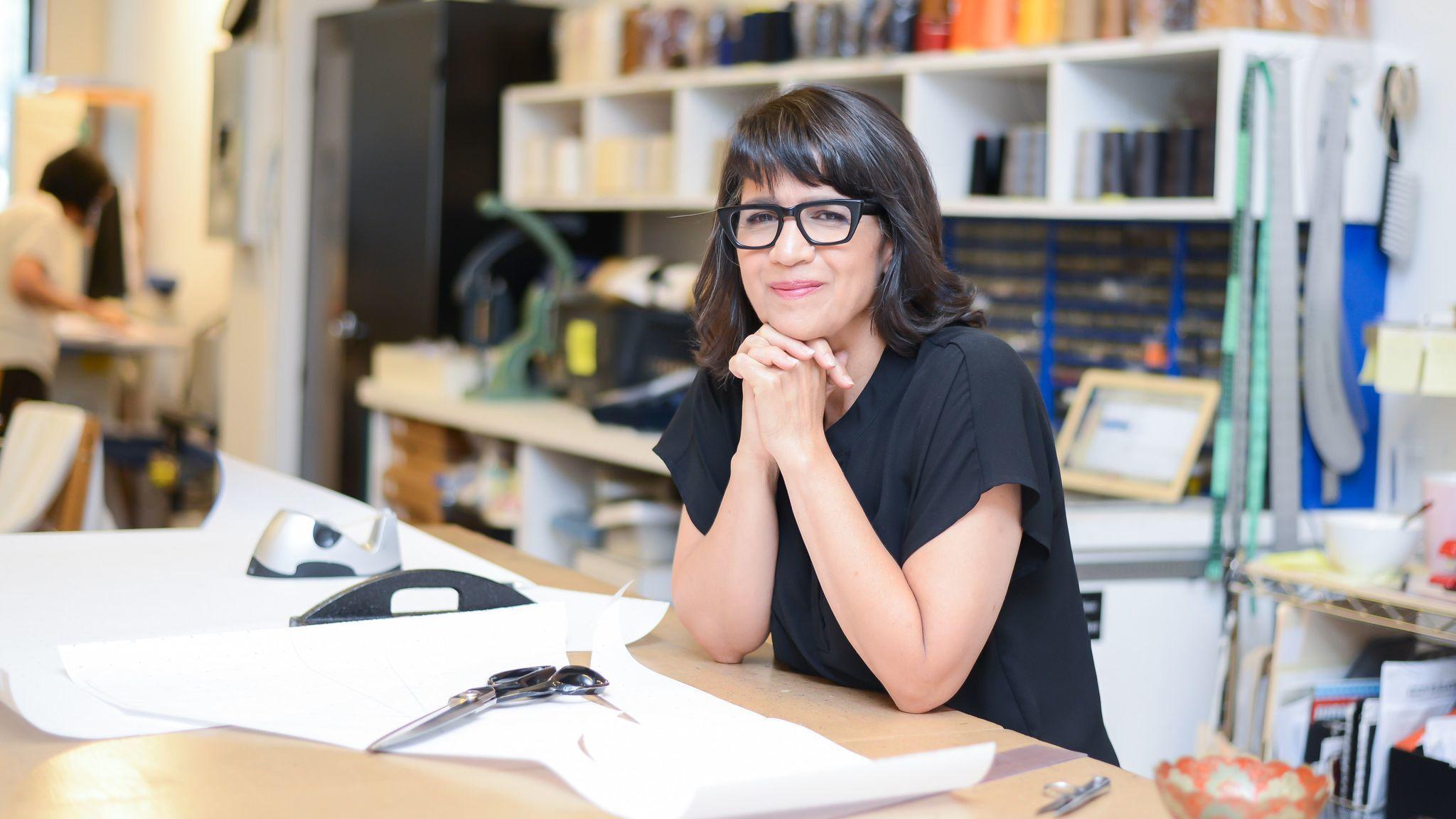 IZ Adaptive designer Izzy Camilleri.