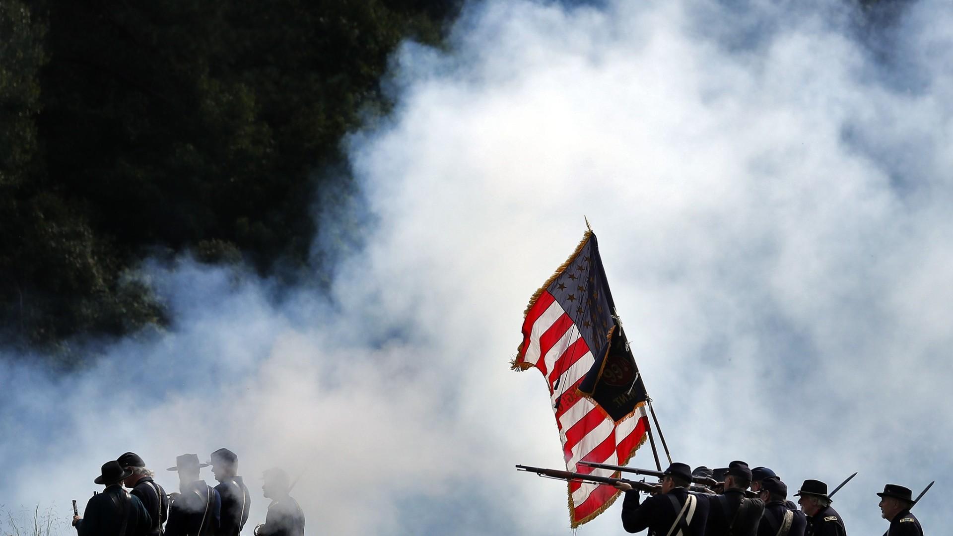 Civil War Reenactment at Endview Plantation - Daily Press