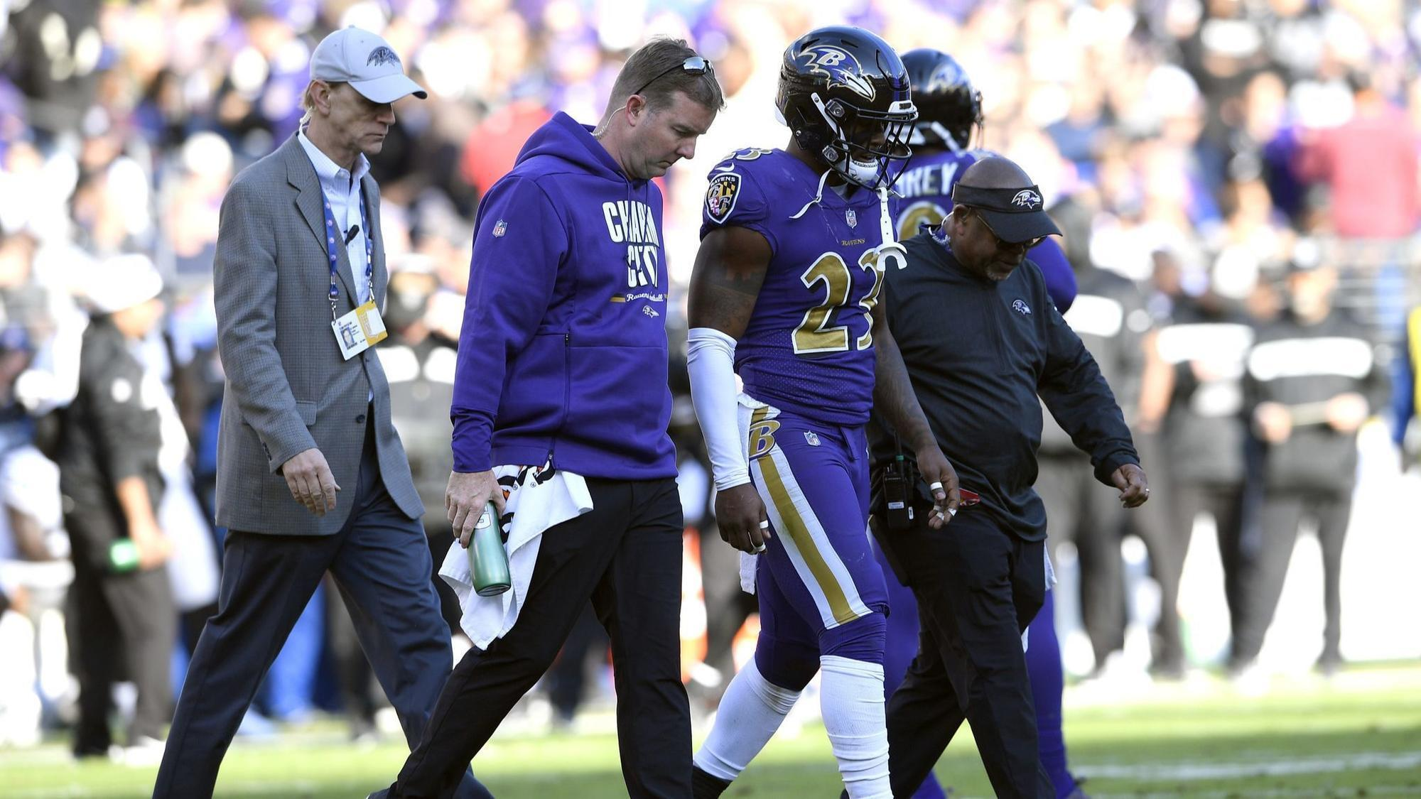 Bs-sp-ravens-notebook-tony-jefferson-practice-ankle-sprain-20181213
