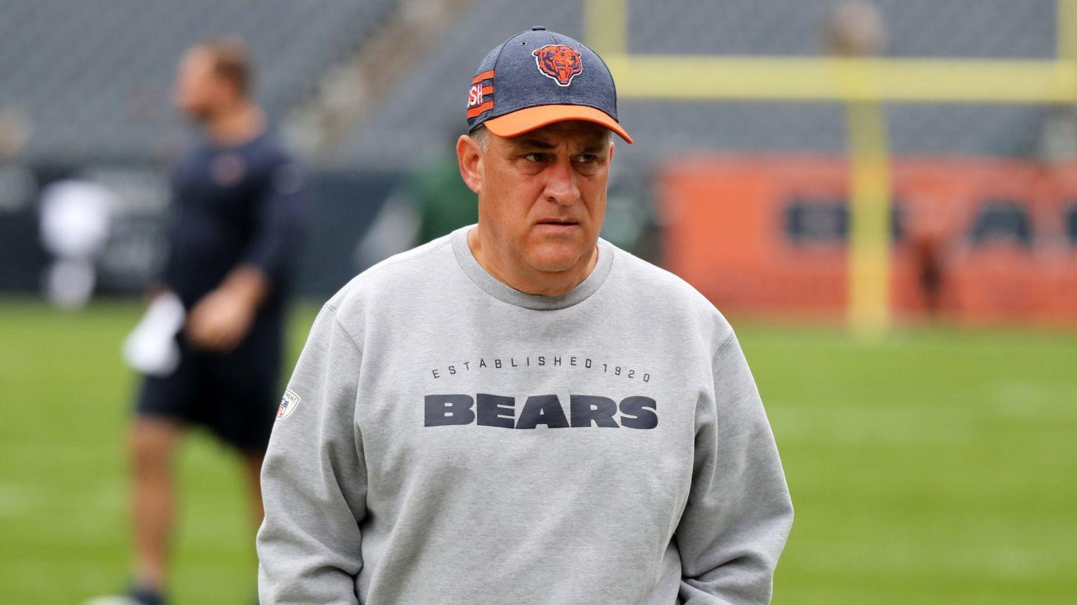 7 things we heard from Bears coordinators 117b6016a