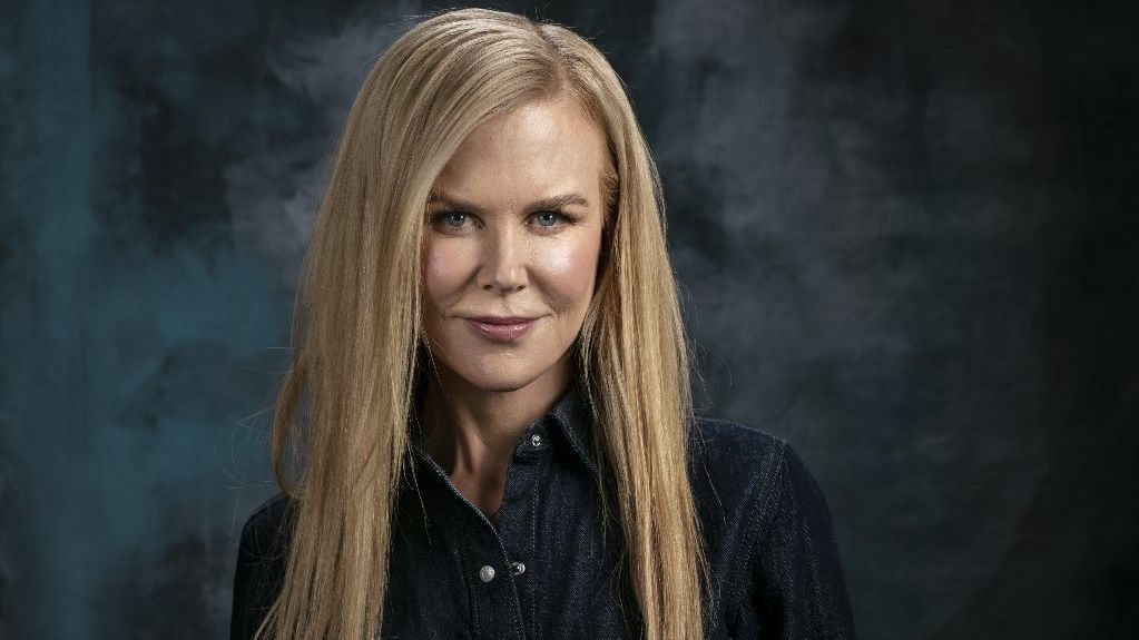 You'll soon be able to see Nicole Kidman in three movies.