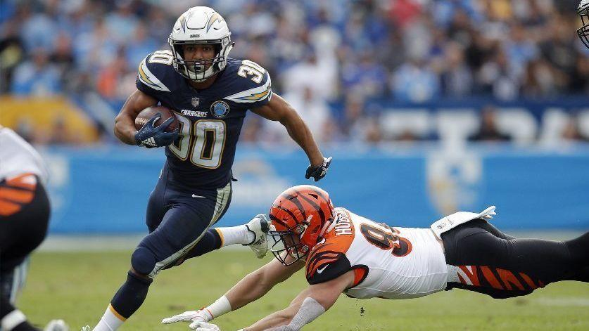 Chargers Might Be Without Top Two Running Backs Against