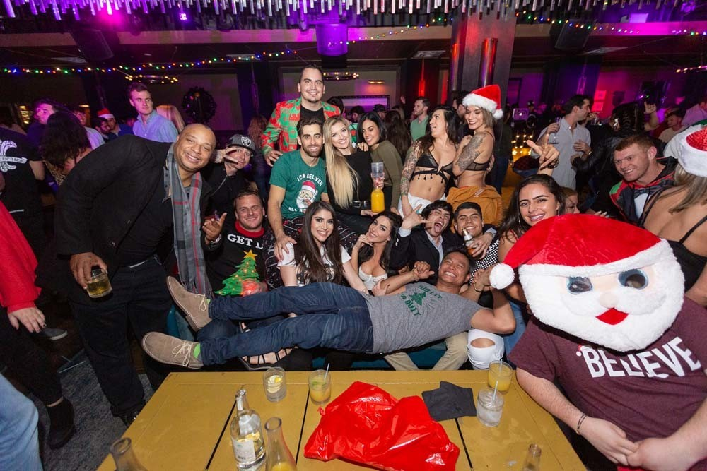 SPOTTED: 12.13.18 Oxford Social Club's Naughty or Nice Holiday Party