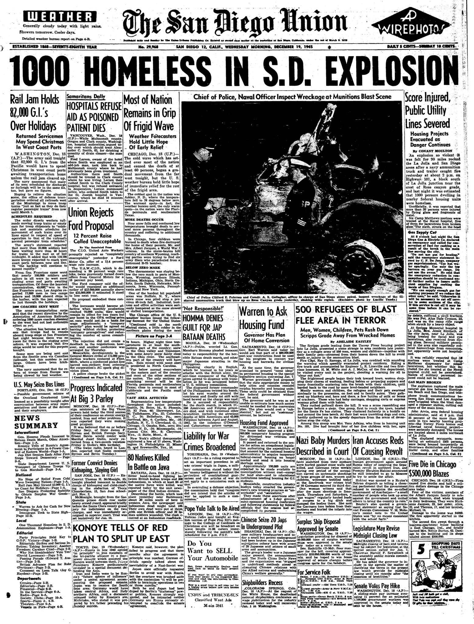 December 19, 1945
