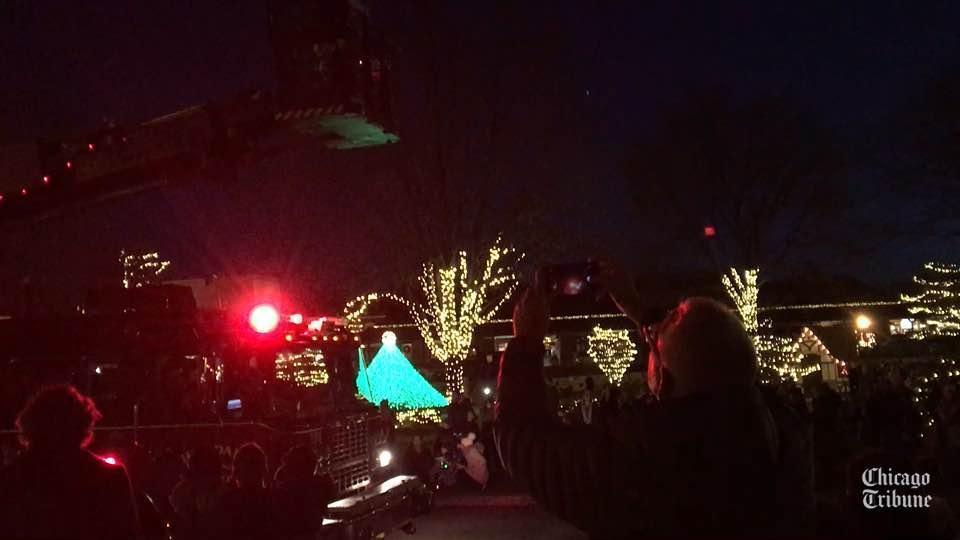 Hinsdale Christmas Tree Lighting 2017 The Doings