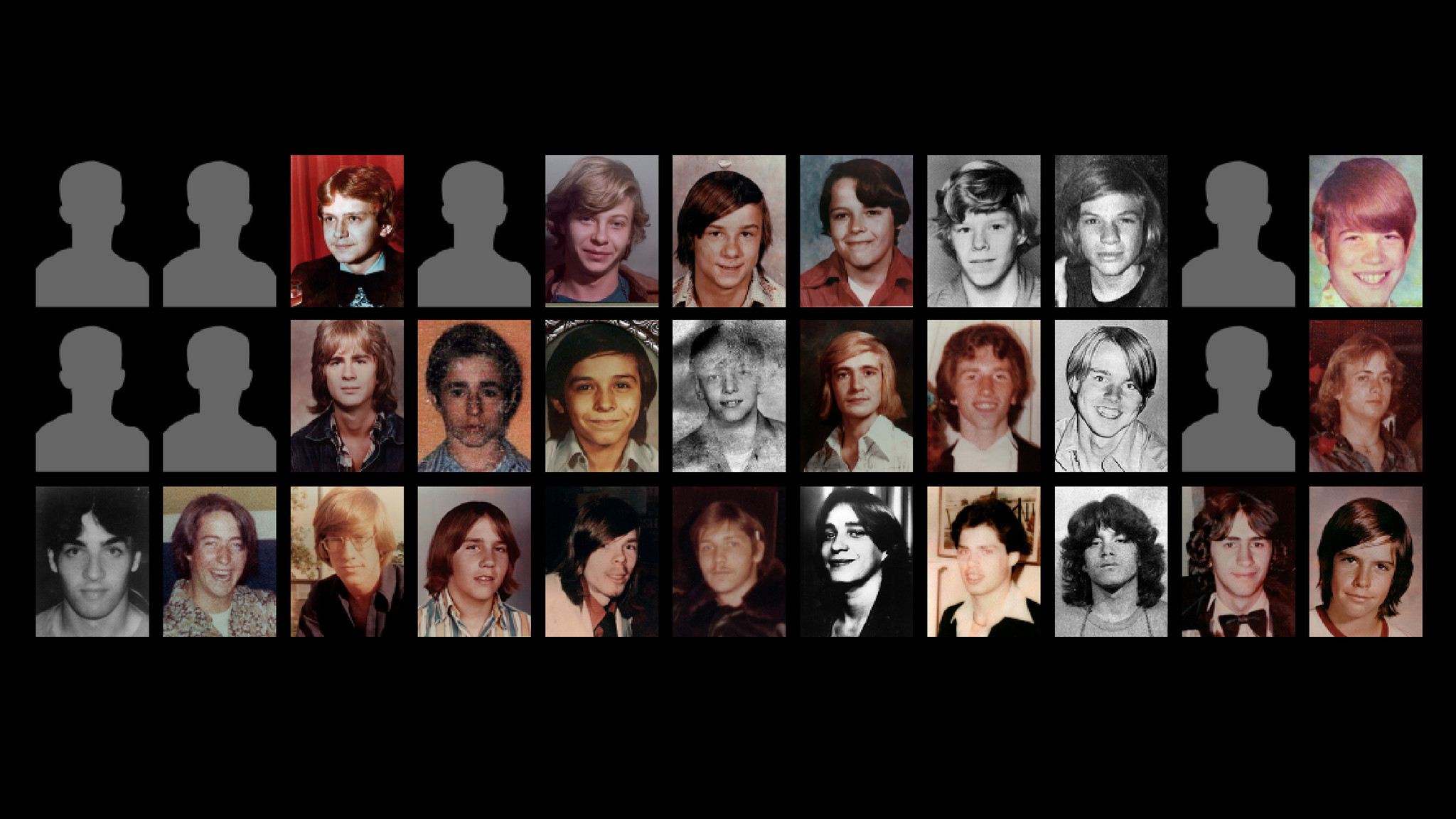 here are john wayne gacys victims chicago tribune