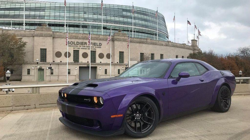 Review The Absurdly Beastly 797 Horsepower Dodge Challenger Hellcat