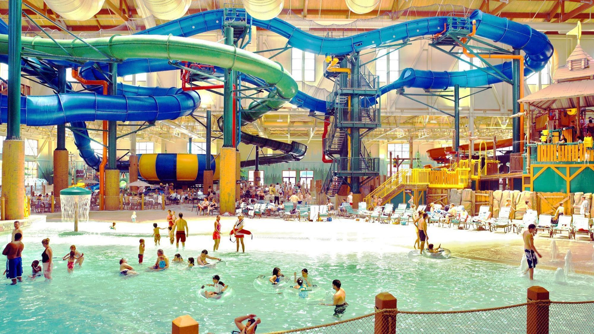 Great Wolf Lodge plans $200 million resort in Cecil County ...
