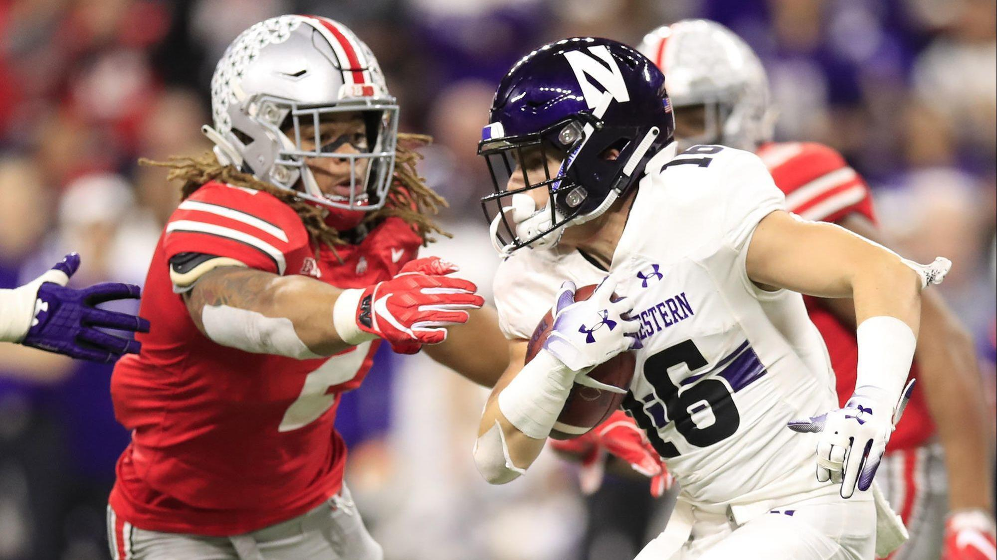Ohio State-Northwestern 2019 rematch gets Friday Night ...