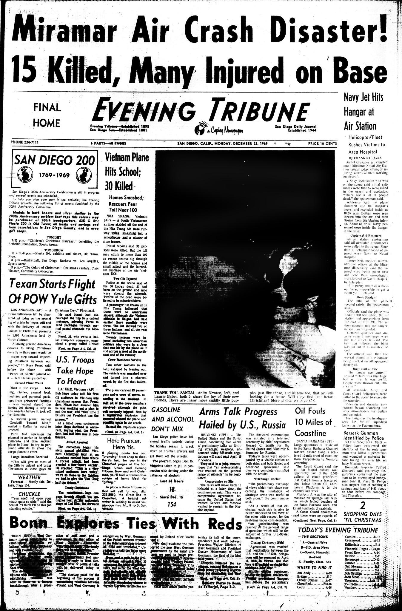 December 22, 1969