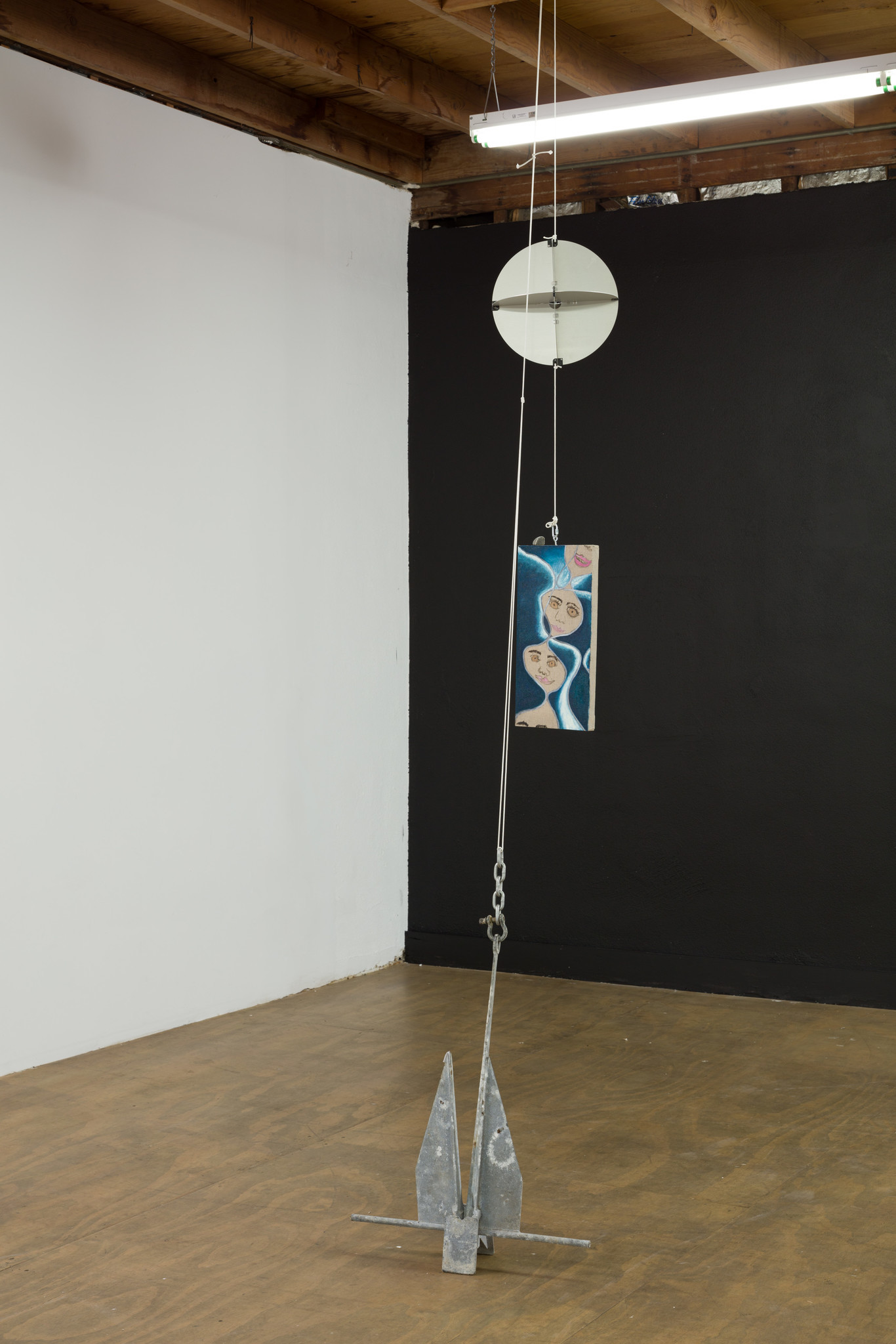 Leidy Churchman at Reena Spaulings Fine Art