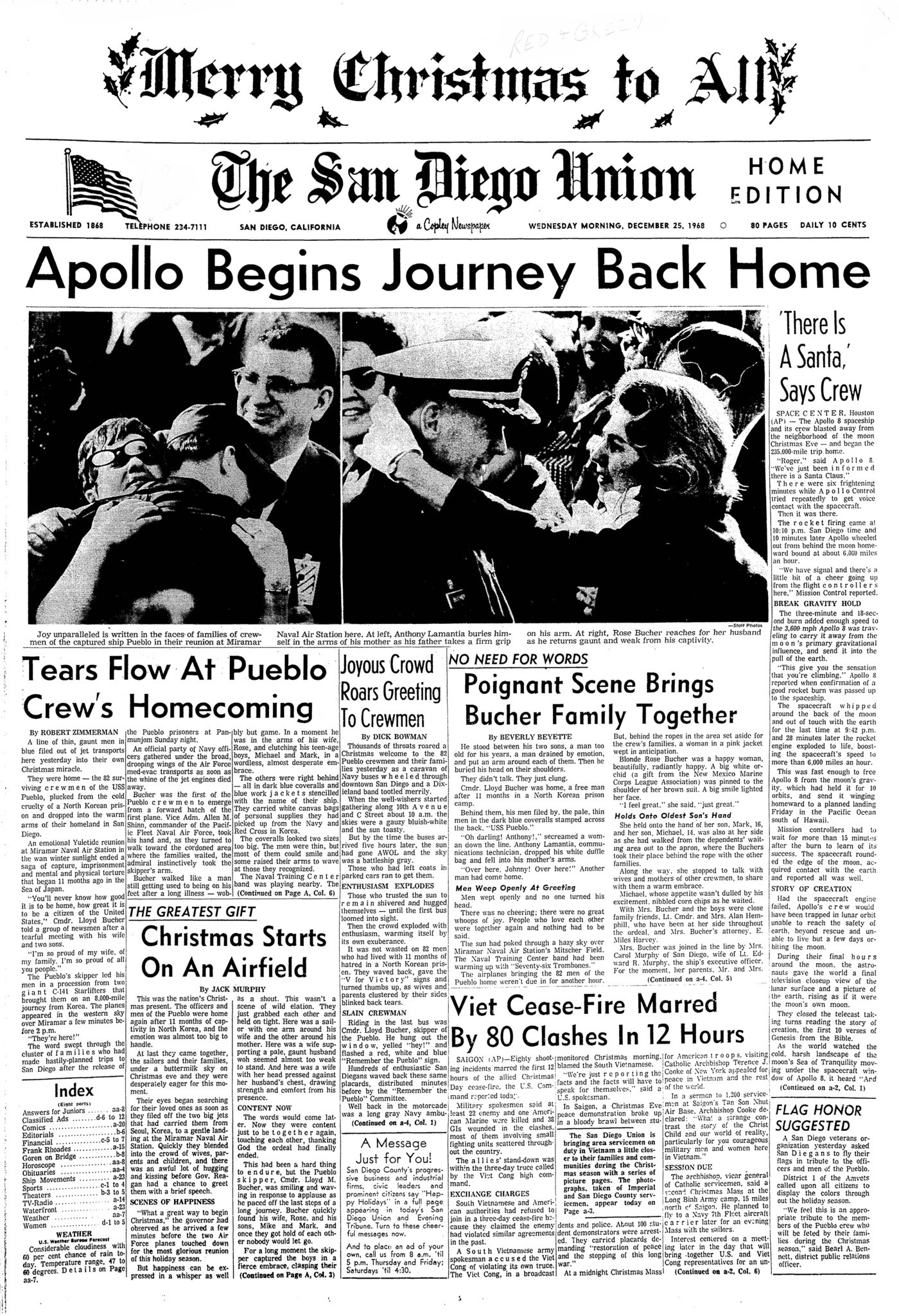 December 25, 1968