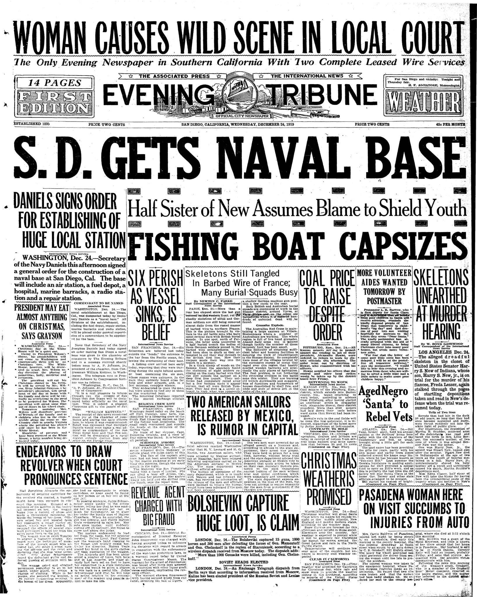 December 24, 1919
