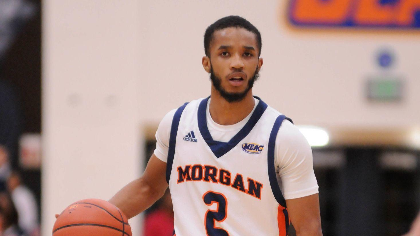 Martez Cameron In Full Command Of Morgan State Men S