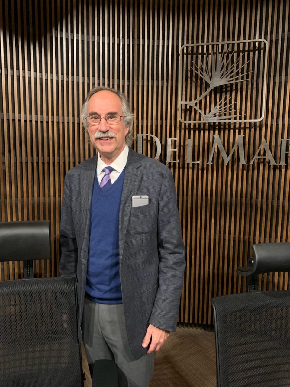 Mayor Dave Druker