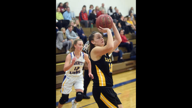 South Carroll vs Liberty girls basketball